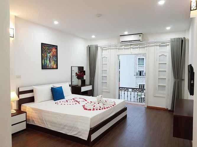 BEDROOM Khách sạn Hà Nội Oriental Pearl