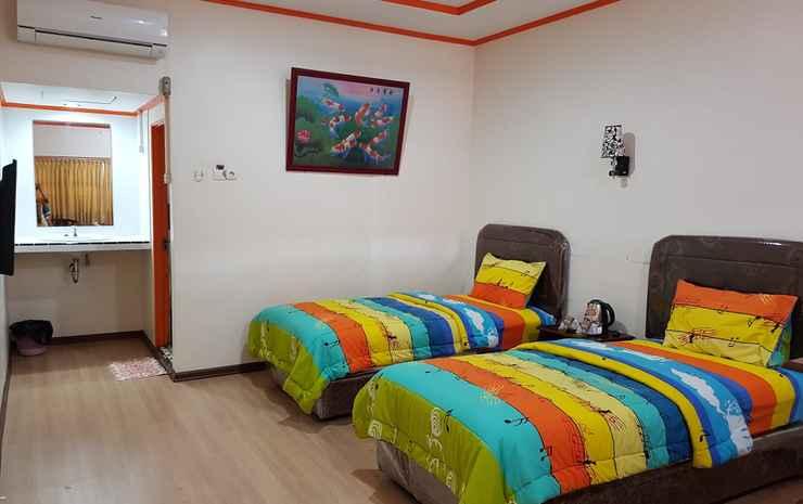 Hotel Sentosa Singkawang Singkawang - Moderat Twin