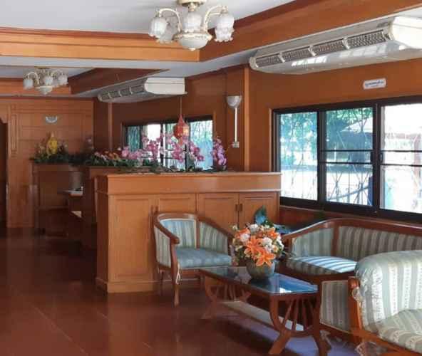 LOBBY Sawasdee Mae Sai Hotel