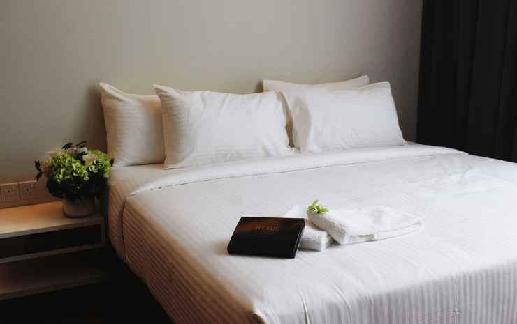 Imperial Regency Suites & Hotel Kuala Lumpur (formerly known as Nexus Regency Suites & Hotel Kuala Lumpur)  Kuala Lumpur - Deluxe King (Guaranteed early check in at 12pm and late check out at 2pm and 20% in F&B)