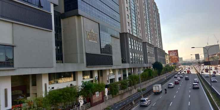 EXTERIOR_BUILDING Imperial Regency Suites & Hotel Kuala Lumpur (formerly known as Nexus Regency Suites & Hotel Kuala Lumpur)