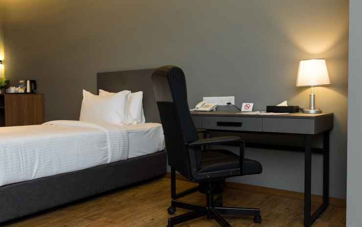 Imperial Regency Suites & Hotel Kuala Lumpur (formerly known as Nexus Regency Suites & Hotel Kuala Lumpur)  Kuala Lumpur - Deluxe Twin (Guaranteed early check in at 12pm and late check out at 2pm and 20% in F&B)