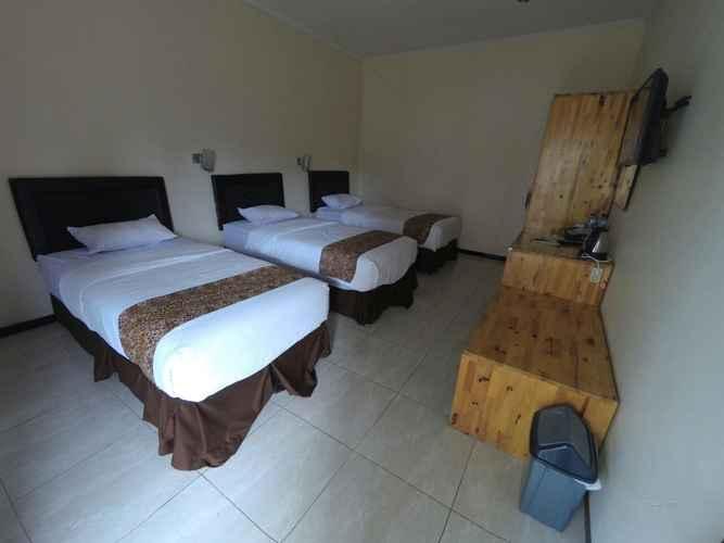BEDROOM Dieng Kledung Pass Hotel