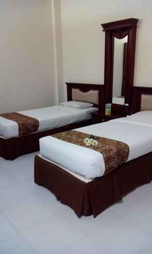 LOBBY Dieng Kledung Pass Hotel