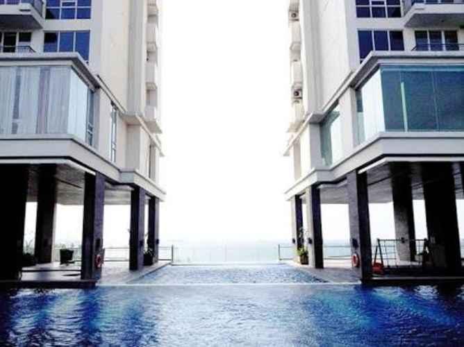 EXTERIOR_BUILDING Apartment Ancol Mansion