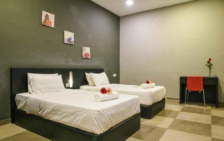 Elite Hotel Muar Johor - Superior Twin - Room Only NR