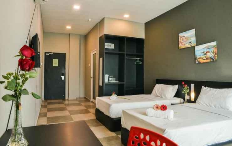 Elite Hotel Muar Johor - Deluxe Twin - Room Only NR