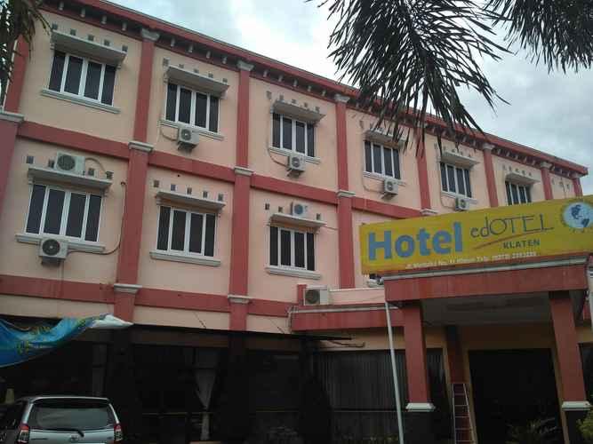 EXTERIOR_BUILDING Affordable Room at Hotel Edotel Klaten