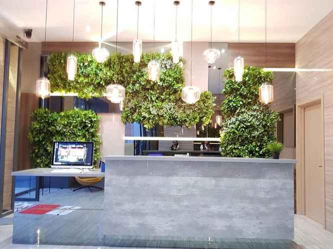 LOBBY Khách sạn The Luxe