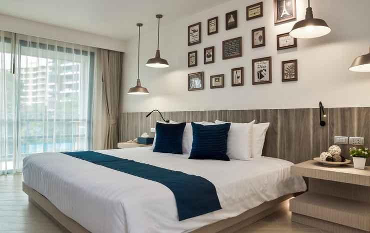 Golden Tulip Pattaya Beach Resort Chonburi - Deluxe Room Sea View with Breakfast