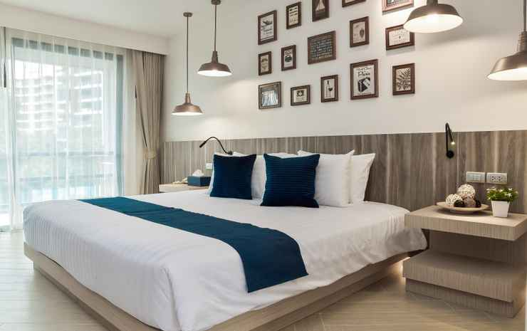Golden Tulip Pattaya Beach Resort Chonburi - Superior Room with Partial Sea View