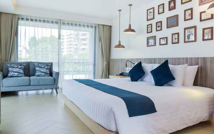 Golden Tulip Pattaya Beach Resort Chonburi - Deluxe Room Only
