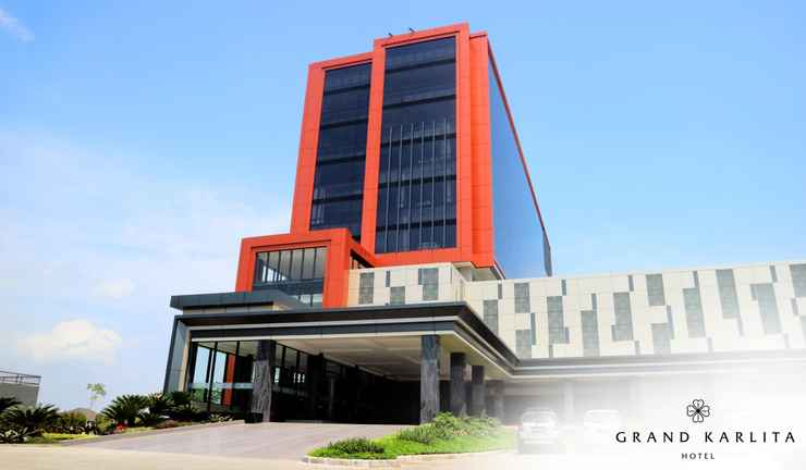 EXTERIOR_BUILDING Grand Karlita Hotel Purwokerto