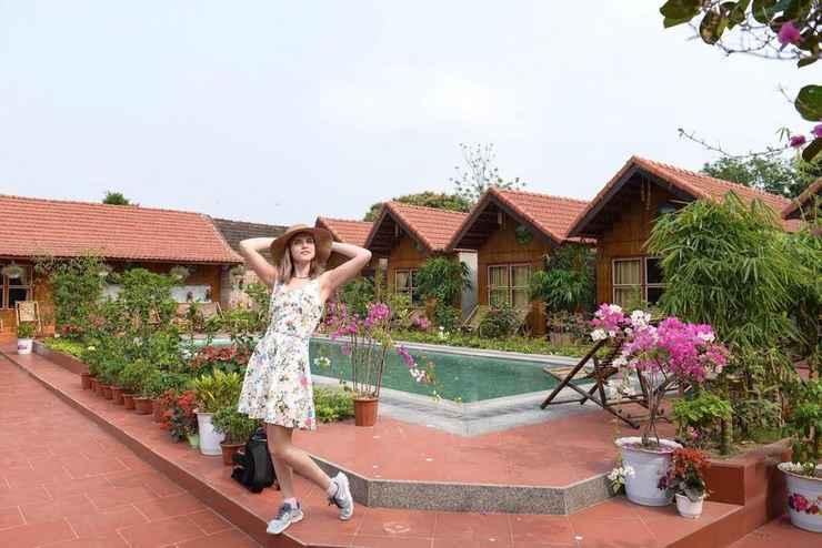 EXTERIOR_BUILDING Tam Coc Garden Homestay Tuan Minh