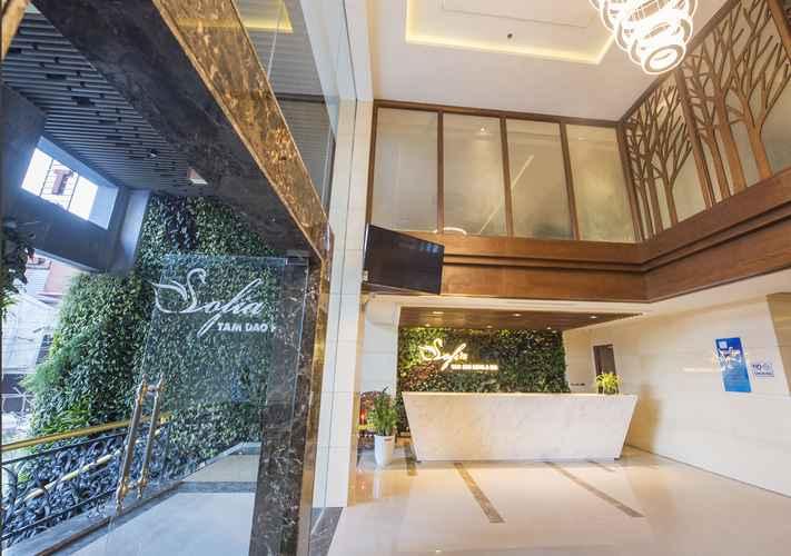 LOBBY Sofia Tam Dao Hotel & Spa