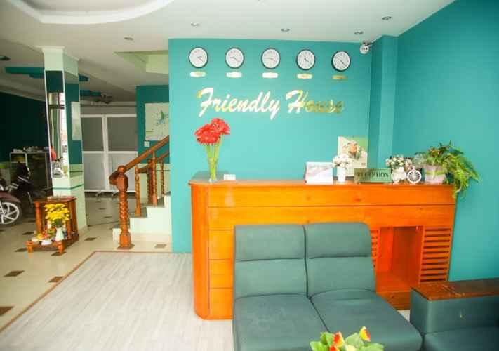 LOBBY Friendly House Hotel Dalat