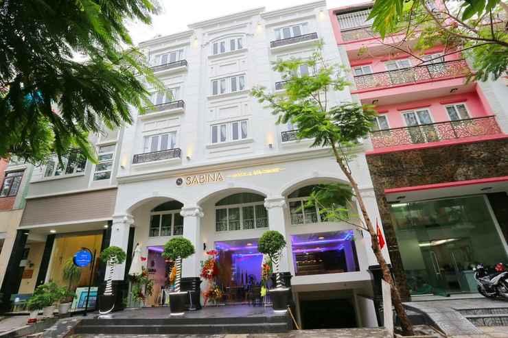 EXTERIOR_BUILDING Sabina Residence - HCMC