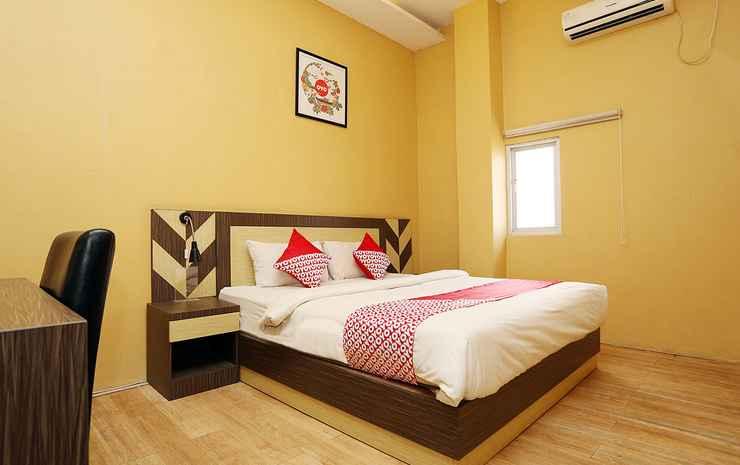 OYO 3154 Hotel City Inn Palangka Raya - Deluxe Double