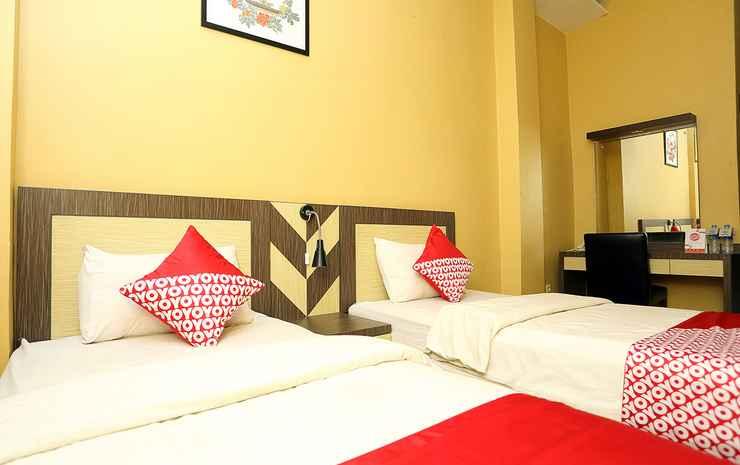 OYO 3154 Hotel City Inn Palangka Raya - Standard Twin