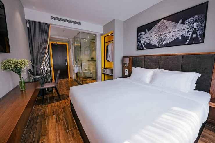 BEDROOM Grand Cititel Hanoi Hotel