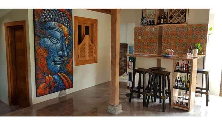 BAR_CAFE_LOUNGE 2 Bedroom at Ngomah Tentrem