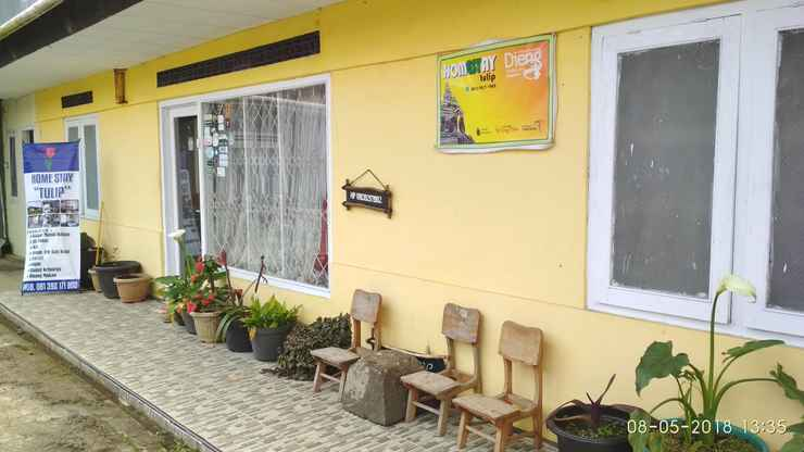 EXTERIOR_BUILDING Simple Room at Homestay Tulip Dieng (SG)