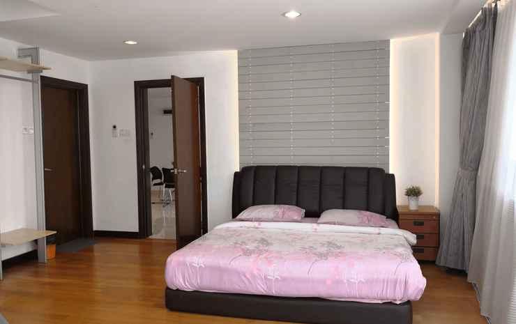 Fardain Place @ Regalia Residence Kuala Lumpur - One Bedroom Deluxe