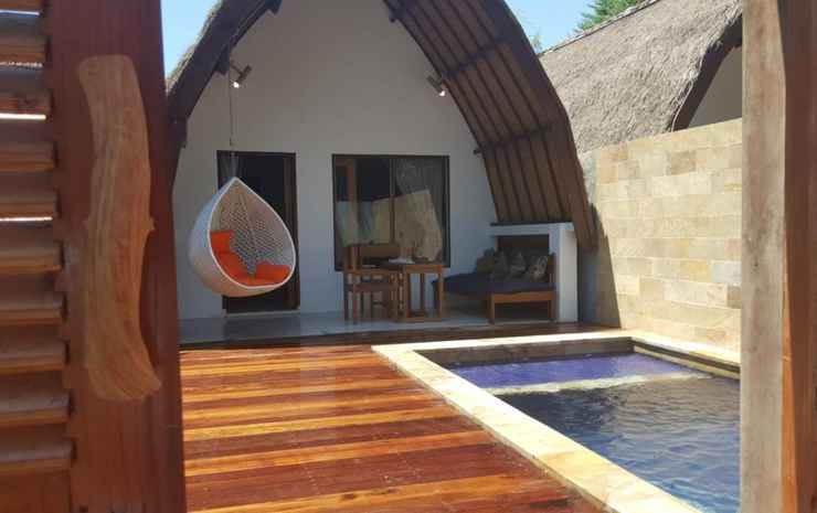 Hoomea Private Pool Villas Lombok - Superior Bungalow Villas