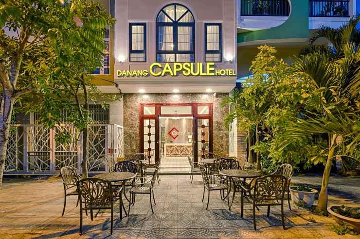 EXTERIOR_BUILDING Danang Capsule Hotel