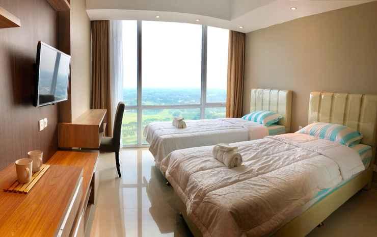 LALA House U-Residence 2 Tangerang - Studio - Premium Golf View