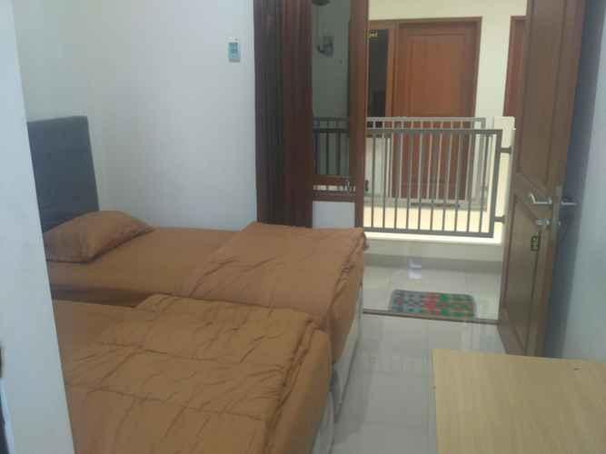 BEDROOM Cozy Room at Halmahera Kostel