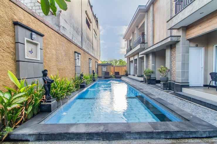 SWIMMING_POOL Balisee Apartement Jimbaran
