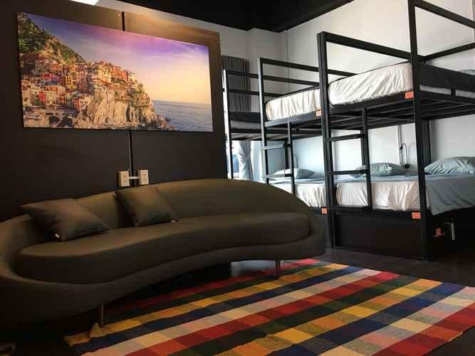 BEDROOM Penthouse Hostel & Spa - Vinhome Central Park