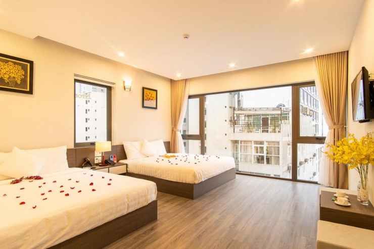 BEDROOM The Ann Hotel Danang
