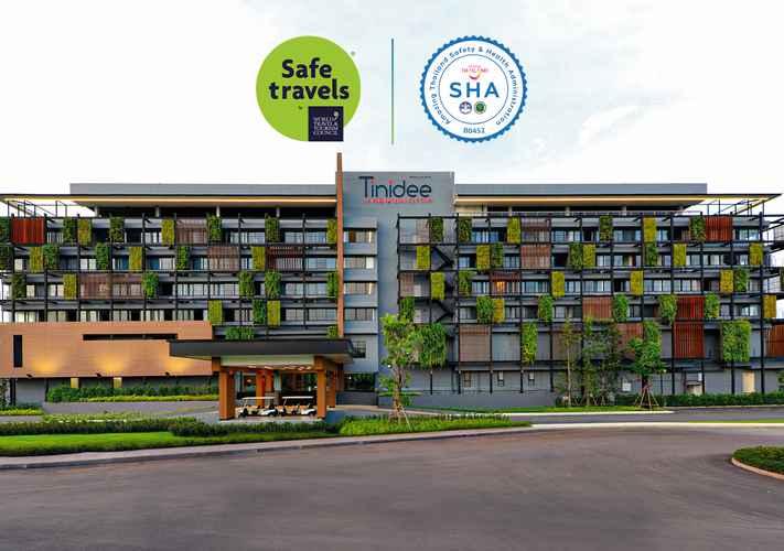 EXTERIOR_BUILDING Tinidee Hotel @ Bangkok Golf Club - (SHA)