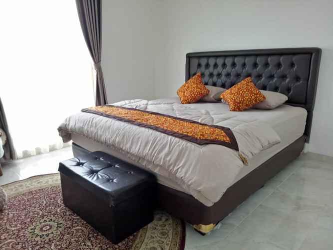 BEDROOM T-Rooms Homestay Palembang@Sukabangun II