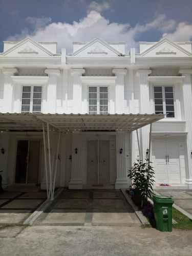 EXTERIOR_BUILDING T-Rooms Homestay Palembang@Sukabangun II