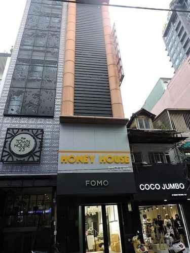 LOBBY Khách sạn Honey House