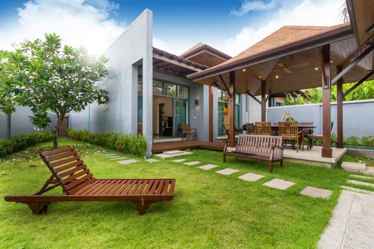 EXTERIOR_BUILDING Onyx White Pearl Villa