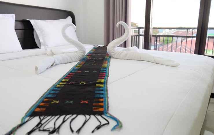 Sky Flores Hotel Manggarai - Deluxe Room Double Bed
