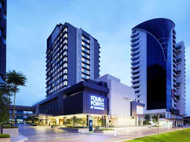EXTERIOR_BUILDING Four Points By Sheraton Puchong