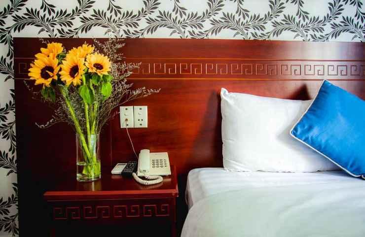 BEDROOM Khách sạn Victory Nha Trang