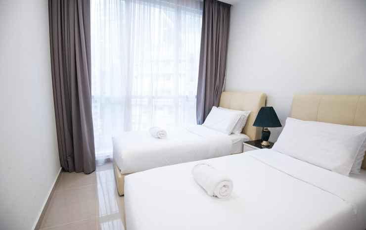 KLCC Luxury Suites Binjai 8 Kuala Lumpur - Binjai 2 Bedrooms
