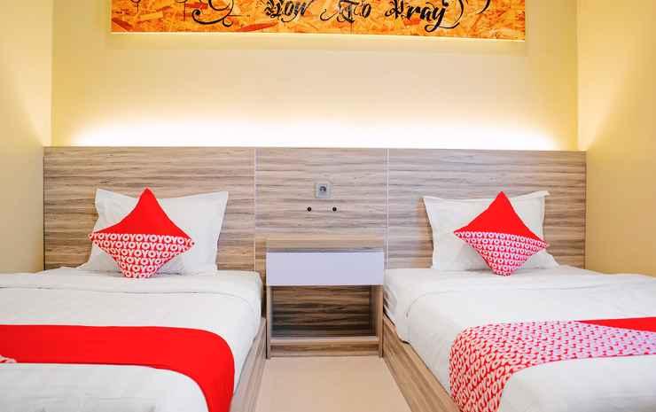 OYO 1517 Madagascar Hotel Kupang - Deluxe Twin Room