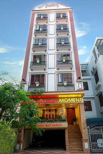 EXTERIOR_BUILDING Hotel & Apartment Moment