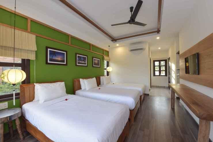 BEDROOM An Bàng Retreat Pool Villa