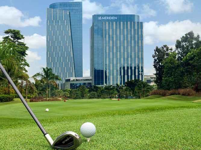 EXTERIOR_BUILDING Le Meridien Putrajaya