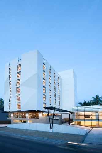 EXTERIOR_BUILDING La Lucia Boutique Hotel by Prasanthi