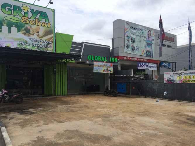 EXTERIOR_BUILDING Global Inn Hotel Banjarbaru