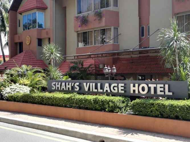 EXTERIOR_BUILDING Shah's Village Hotel